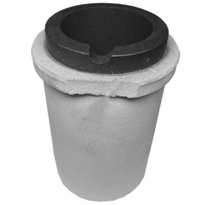 Ceia F3 Graphite & Ceramic Crucible With Spout