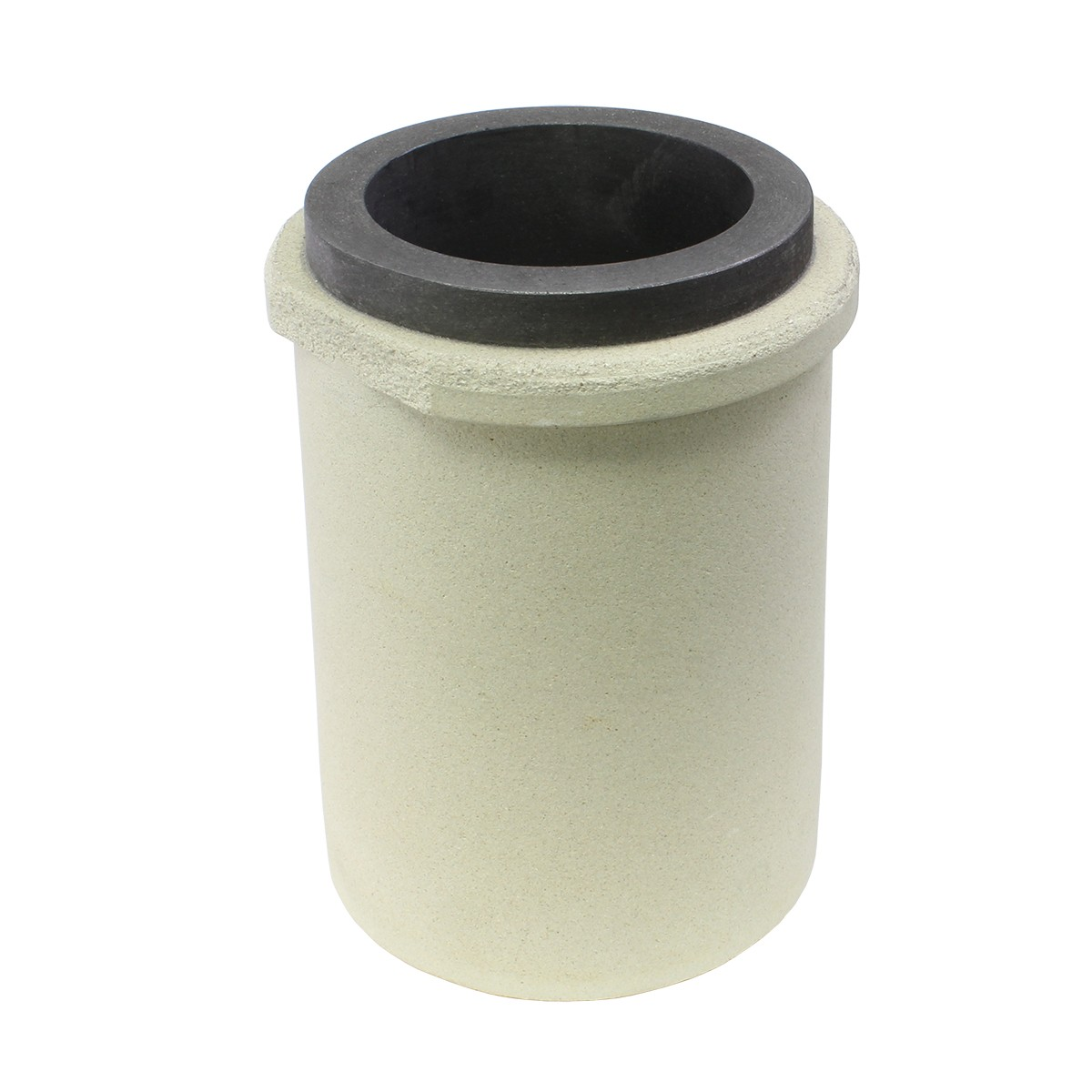 Ceia F5D Graphite & Ceramic Crucible - 6Kg