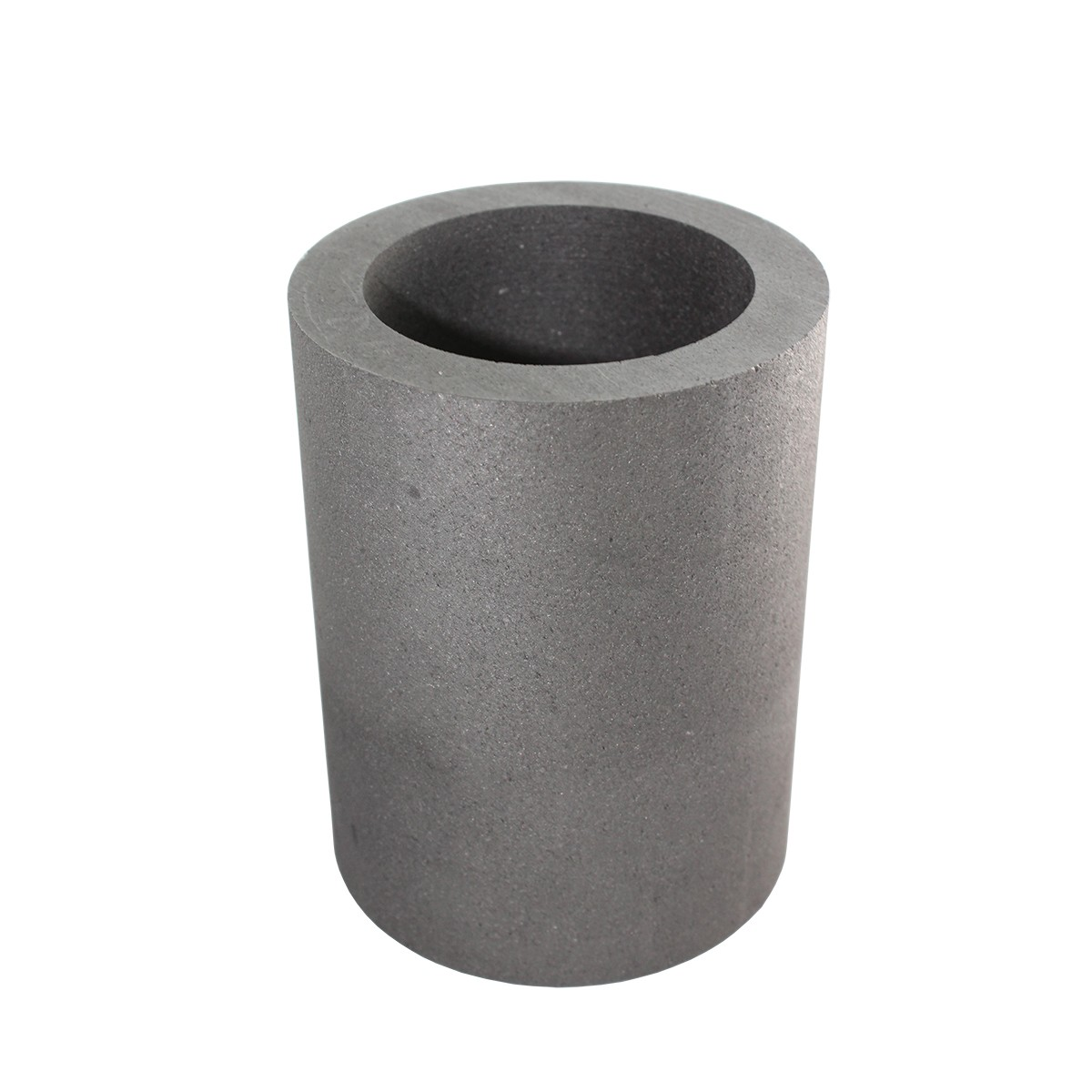 "Memco Type Inductovac Graphite Crucible - 0.31"" Hole"