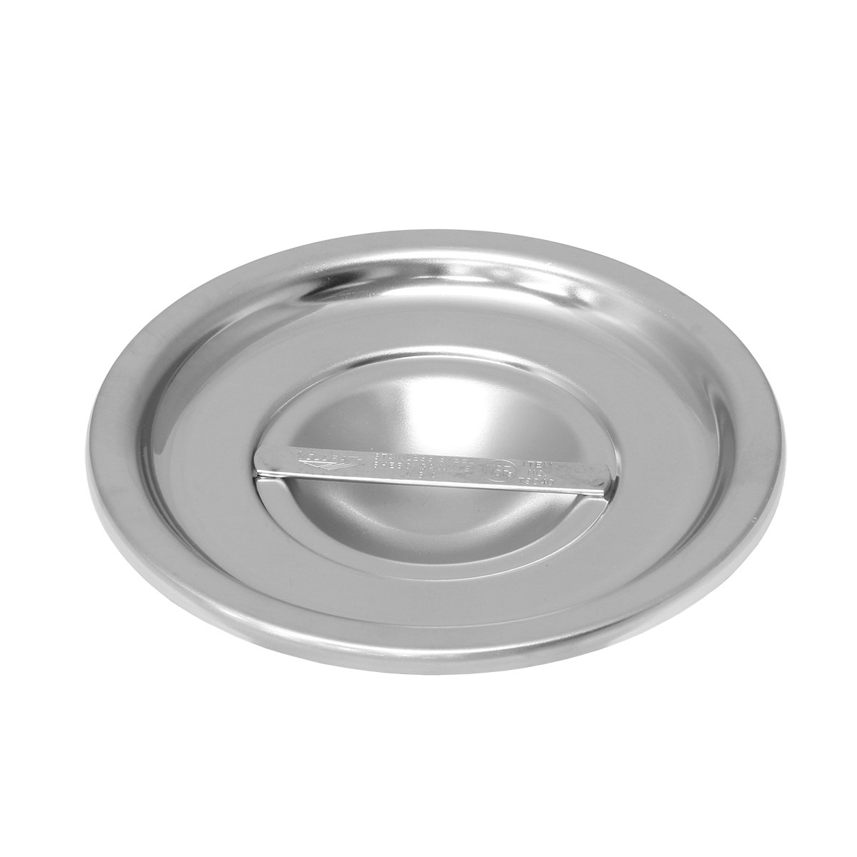 Stainless Steel Covers - 6.125 Qts