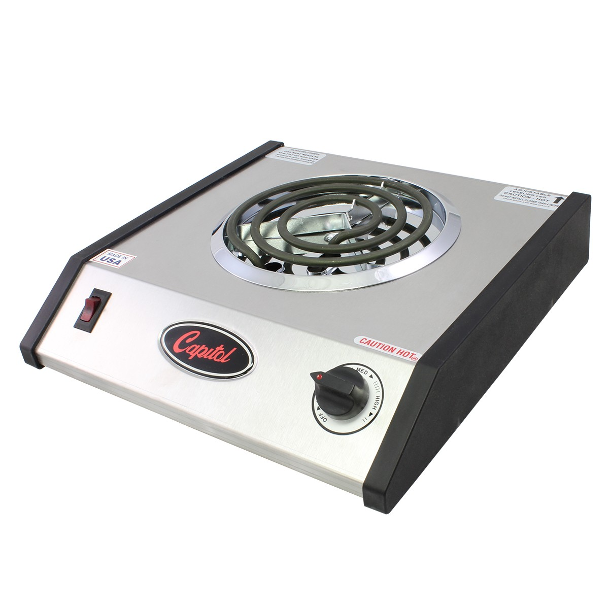 Single Electric Hot Plate Burner