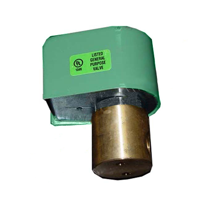 "Hoffman Steam Machine Outlet Solenoid Valve - 3/8"" Pipe"
