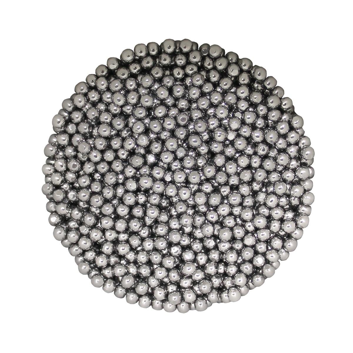 "Carbon Steel Shot Media - Sphere / 1/8"" (3.18mm)"