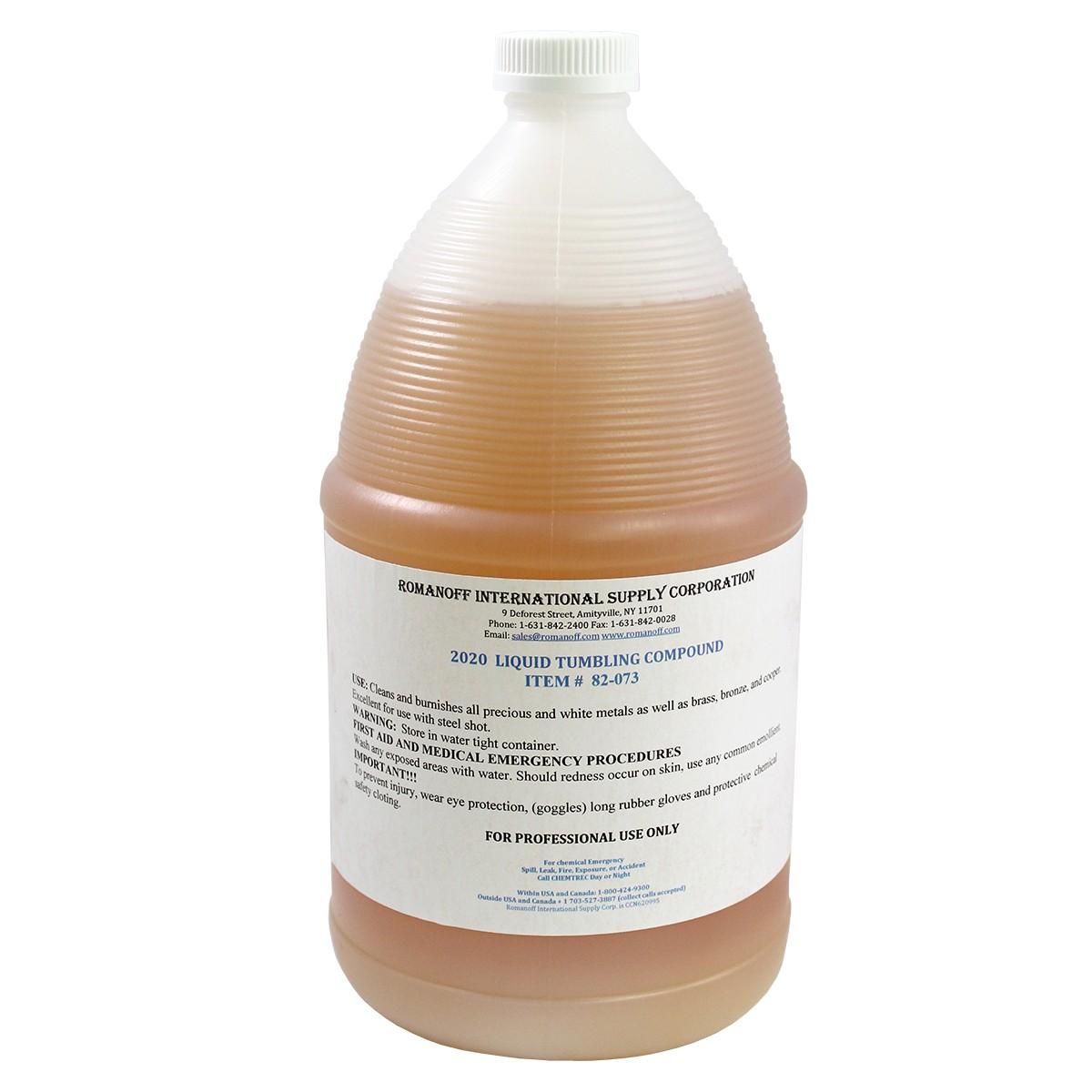 #2020 Liquid Tumbling Compound - 1 Gallon