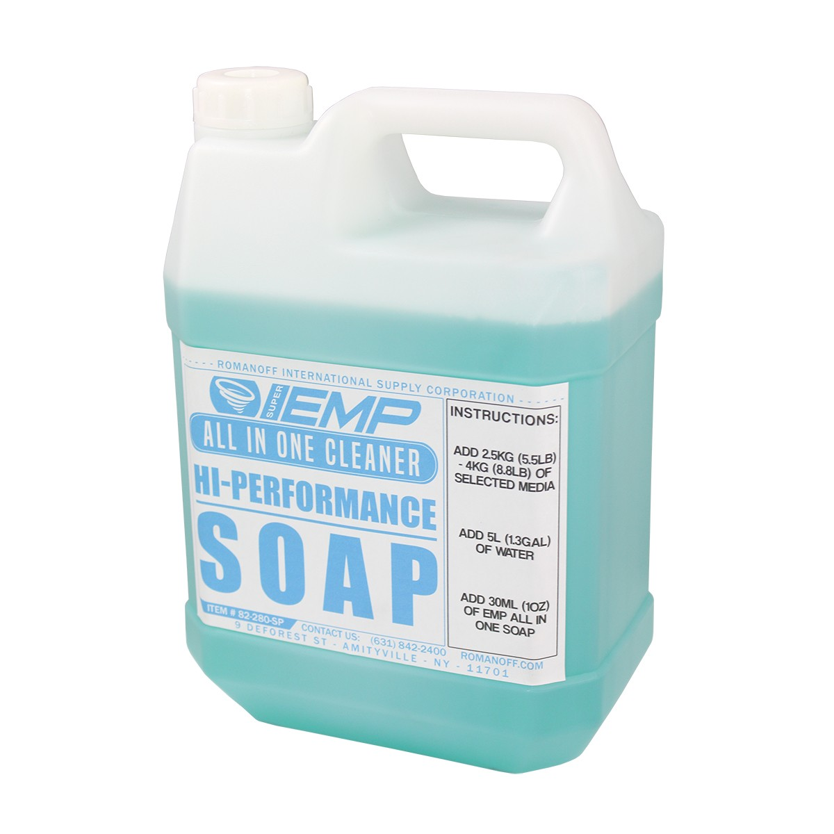 EMP All In One Soap - 4 Liter