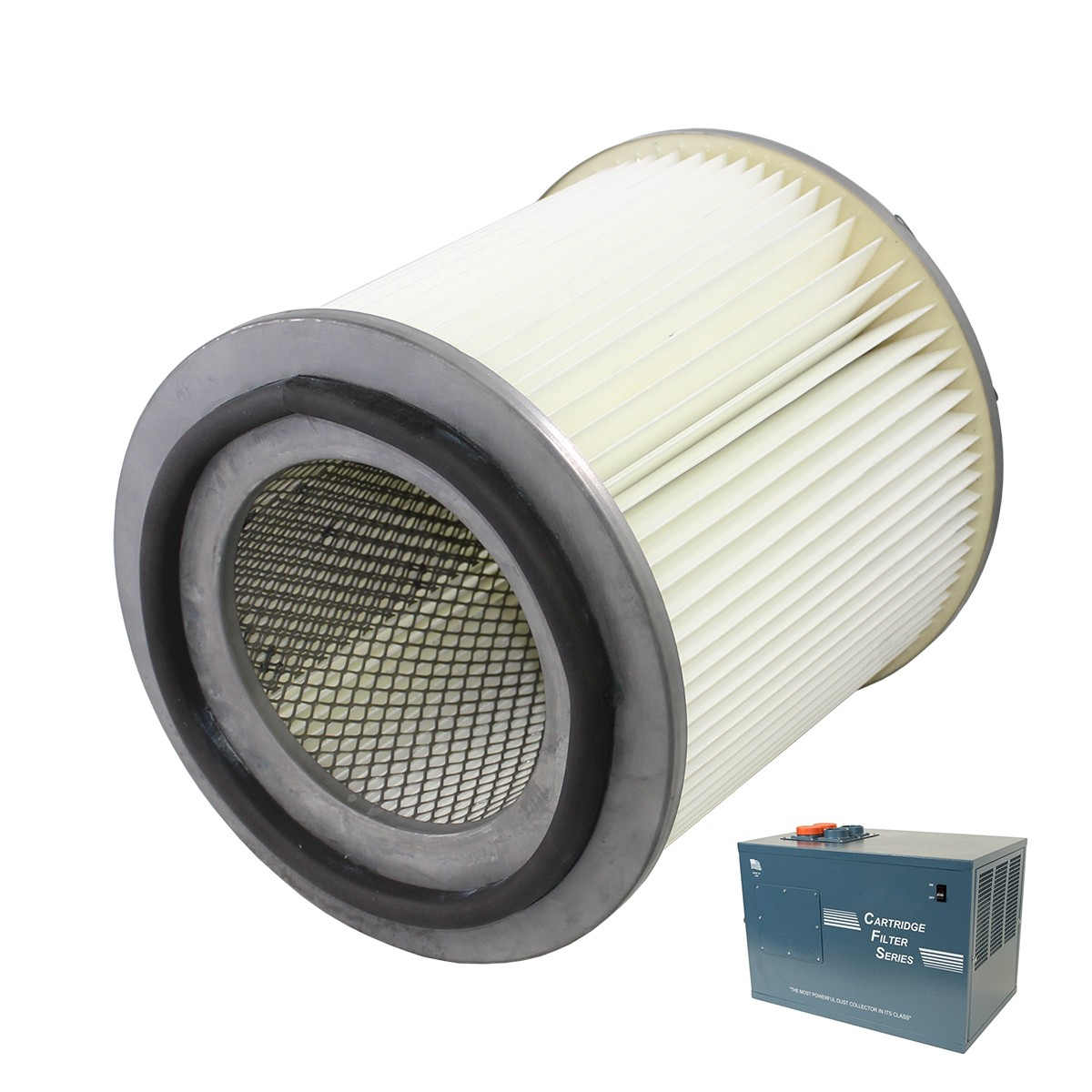Romanoff Cartridge Filters - Designed for Cartridge Dust Collector (87-012)