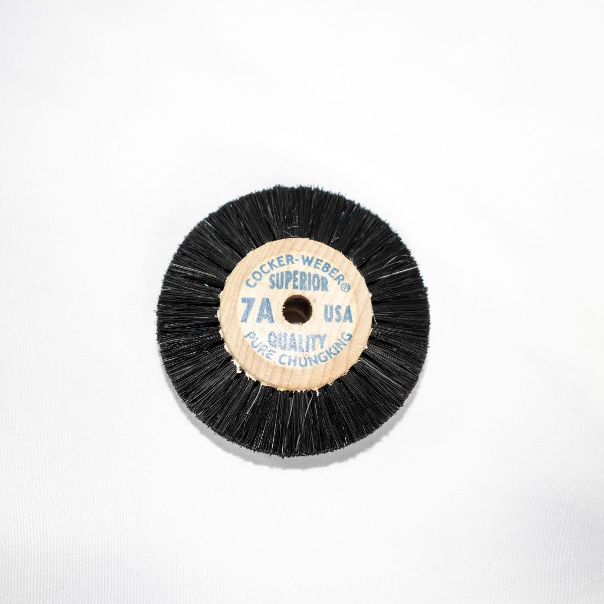 """7-A Blue Label Cocker Weber Brushes, 5/8"""" Trim"""