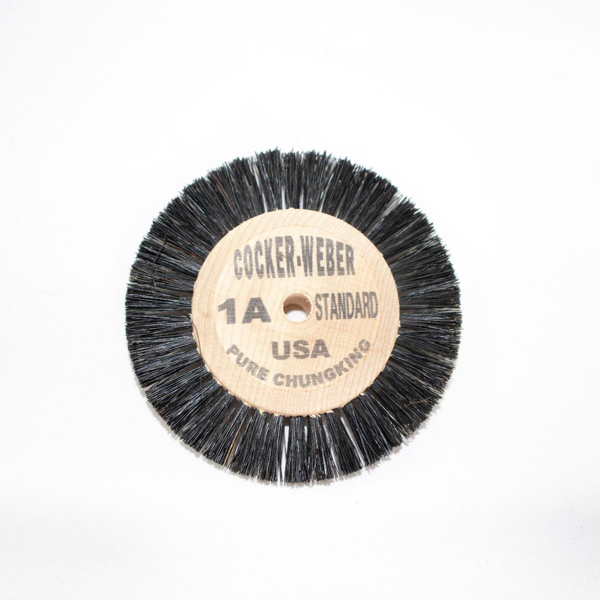 "1A Green Label Cocker Weber Brush, 5/8"" Trim Hair"