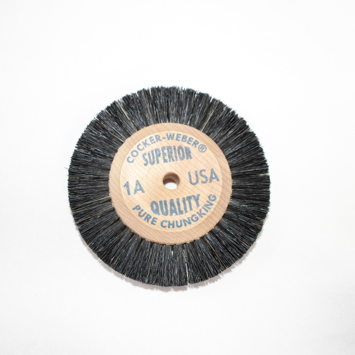"1A Blue Label Cocker Weber Brushes, 5/8"" Trim Hair"