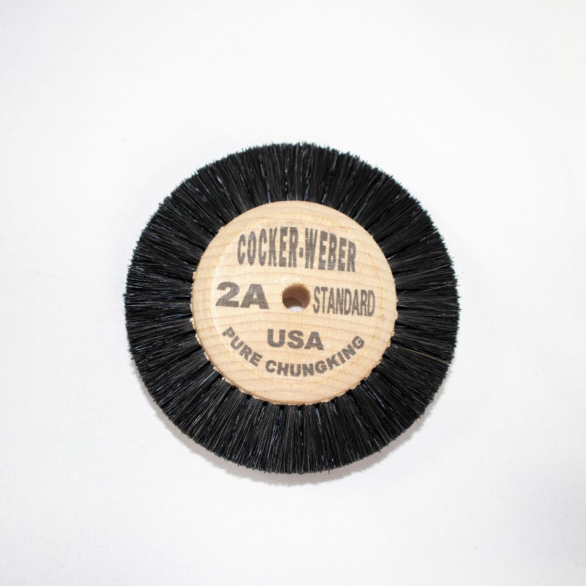 "2-A Green Label Cocker Weber Brush, 5/8"" Trim Hair"