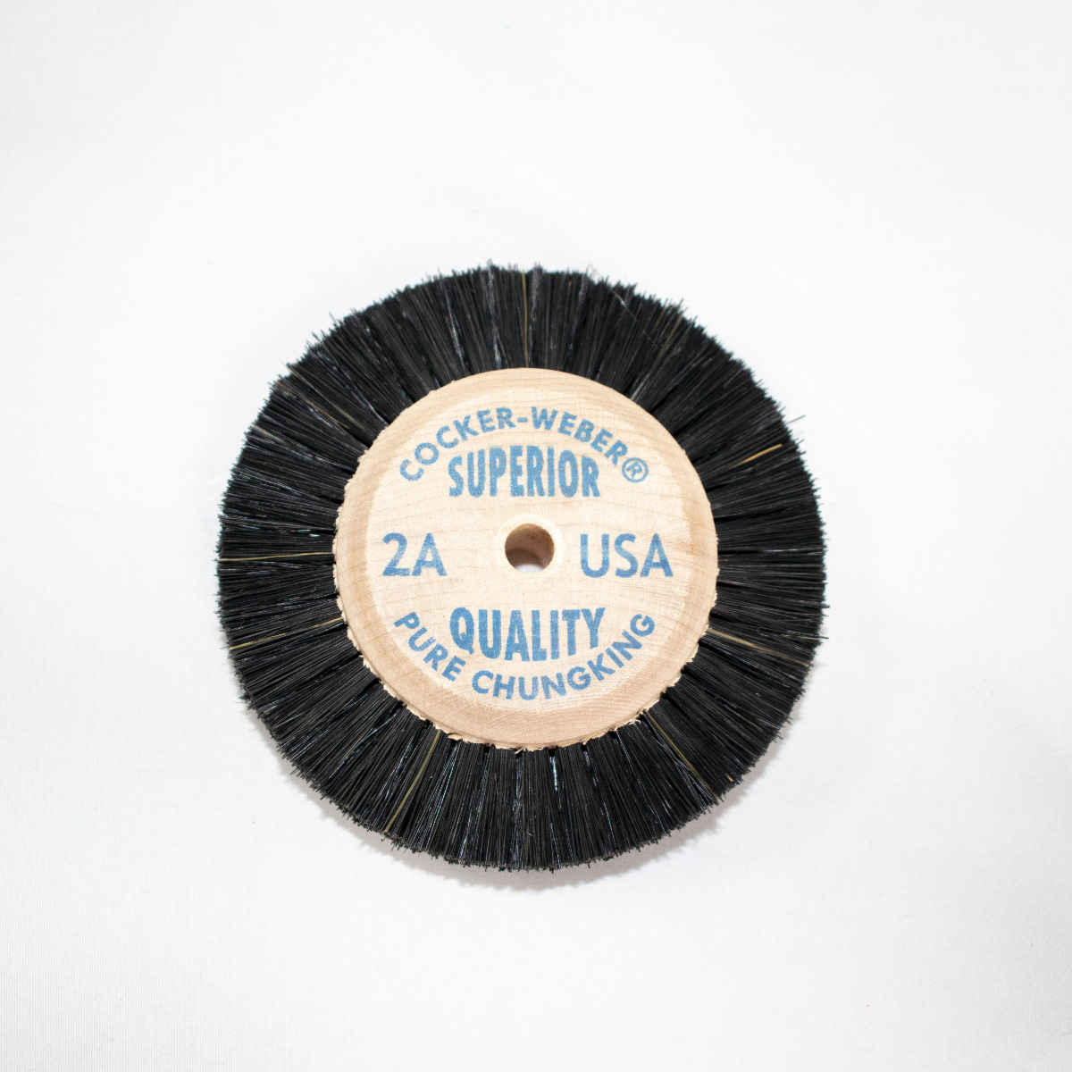 "2A Blue Label Cocker Weber Brushes, 5/8"" Trim Hair"