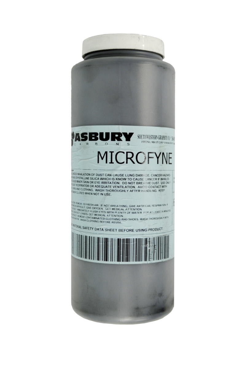 Microfyne Graphite Powder