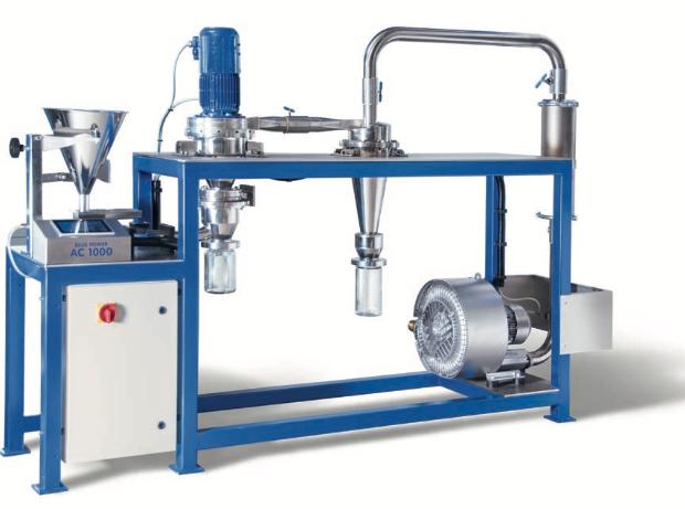 Blue Power Air Classifier