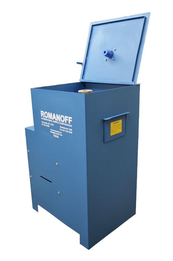 """Romanoff Deluxe 9"""" - 12"""" Air Pressure Casting Machine"""