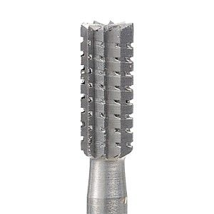 Busch® Burs Cylinder Square Cross Cut