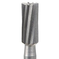 Busch® Burs Cylinder Square Single Cut