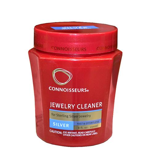 Connoisseurs Silver Cleaner (8 oz. Jar)
