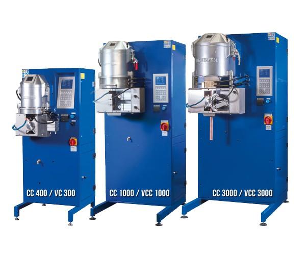 Indutherm CC / VCC Continuous Casting Machines