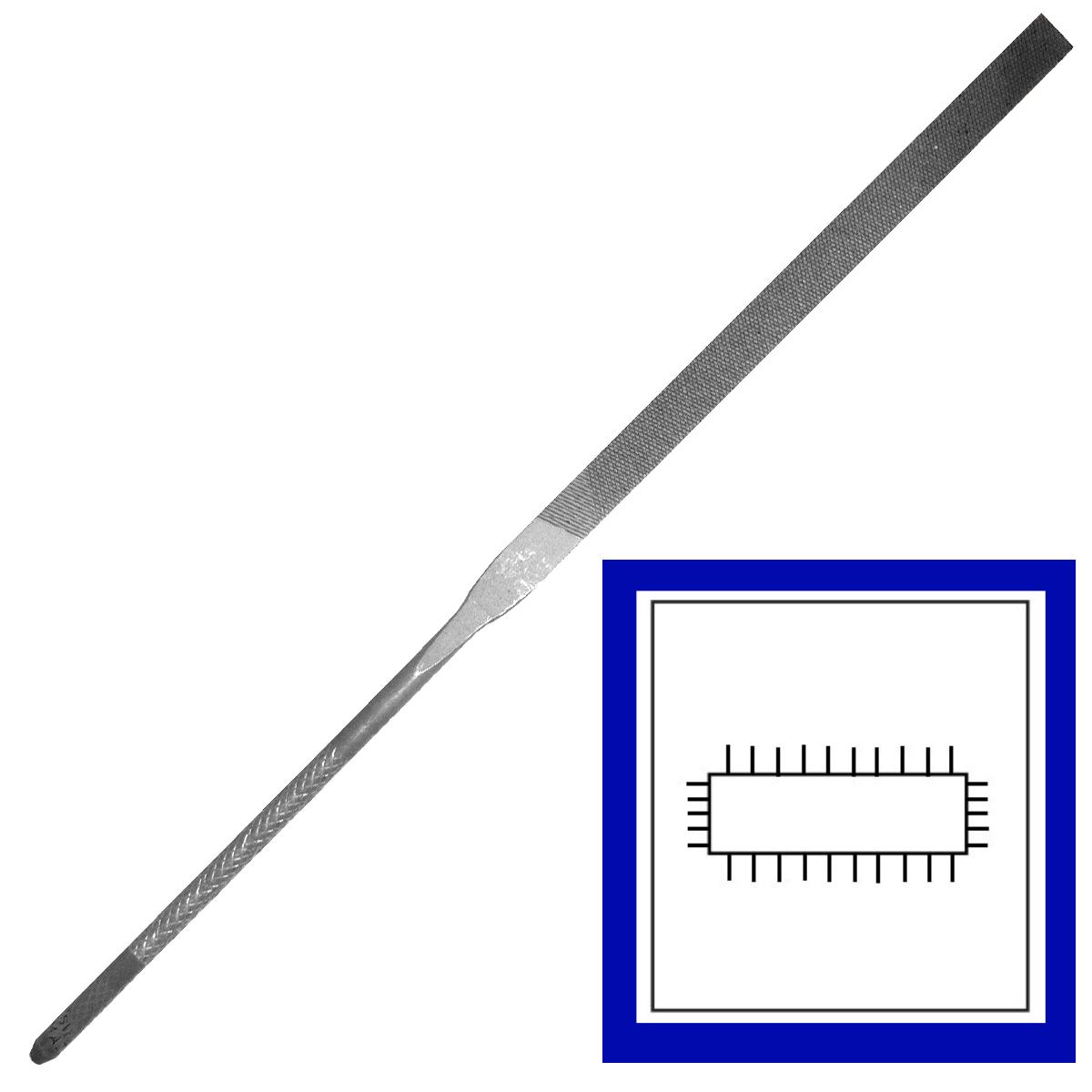 Grobet Equalling Needle Files
