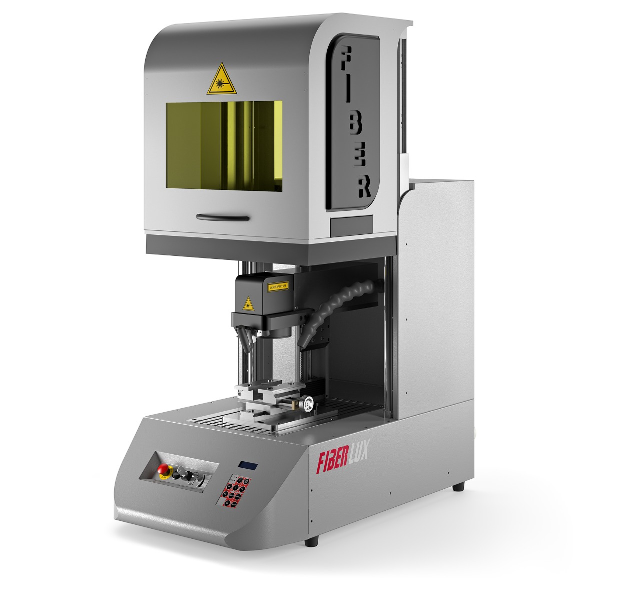 FiberLux EL Laser Engraver