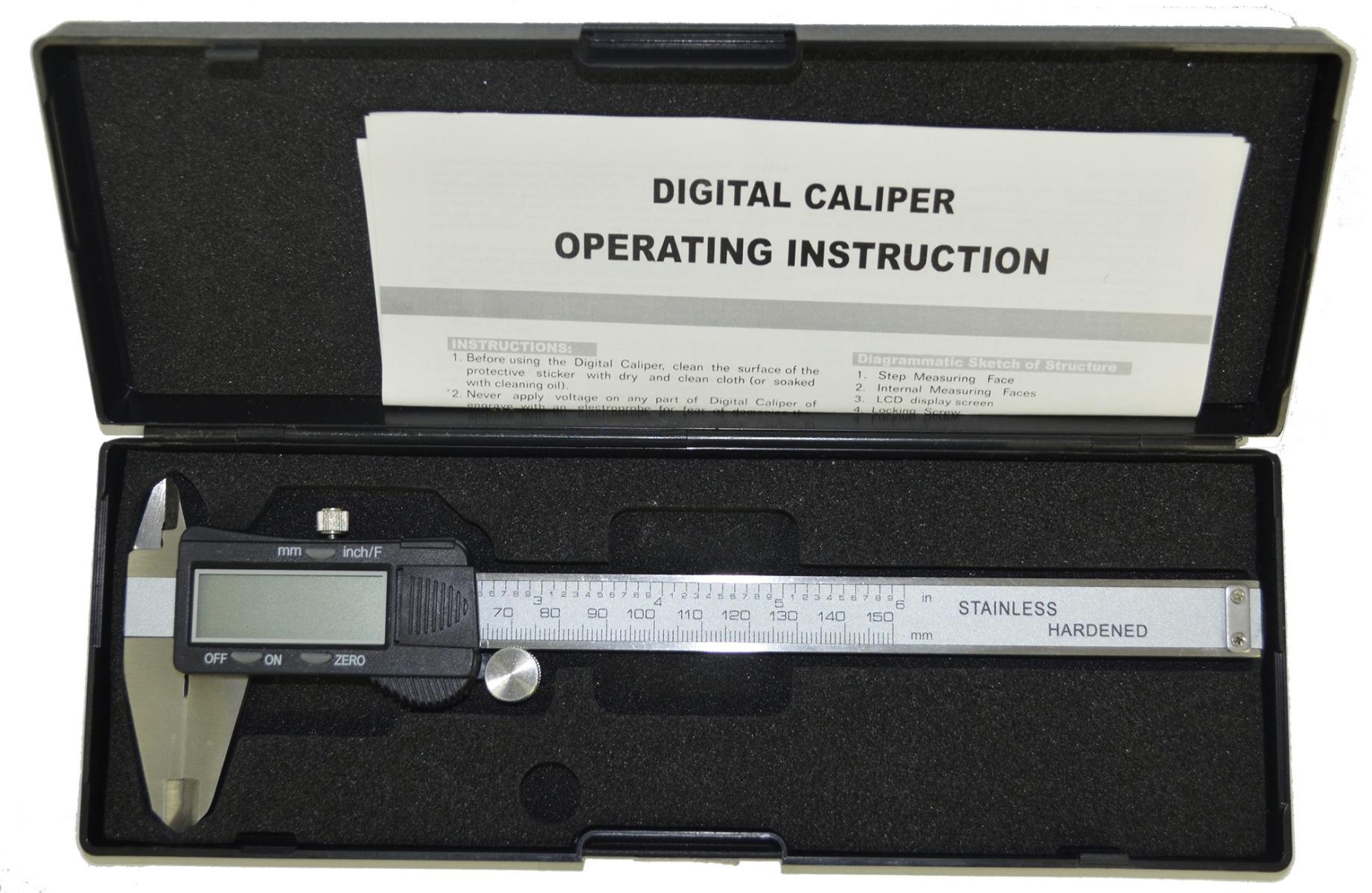 """Digital Caliper 6"""""""