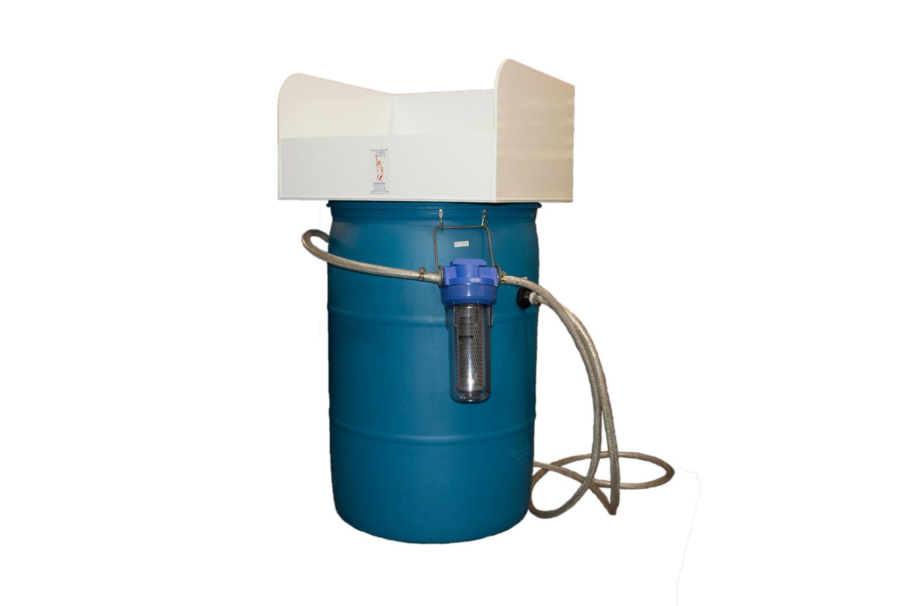 Gold Filtration System