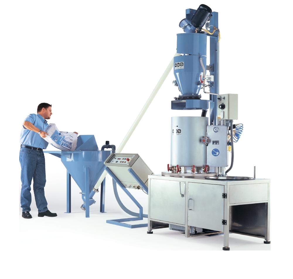 KWS WA30 Automatic Loading System