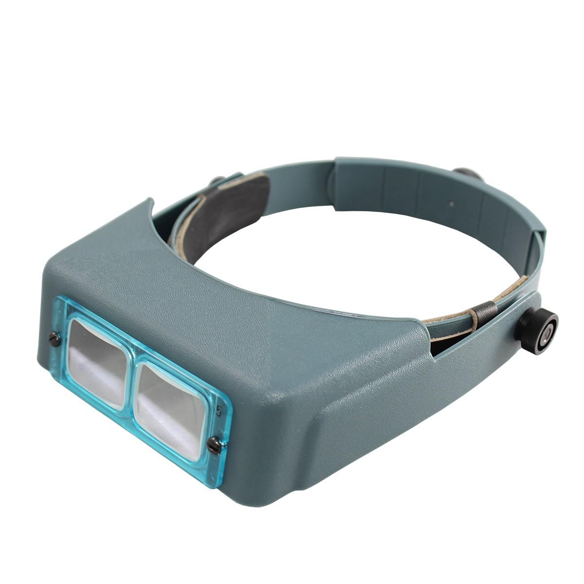 "OptiVISOR Donegan Magnifier 8"" Focal 2.5x DA-5 / LX5"