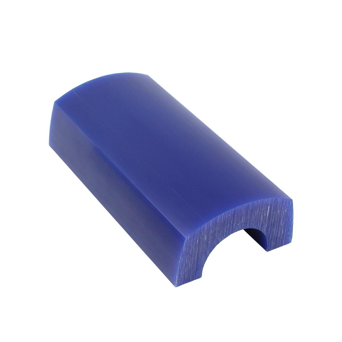 Matt Bracelet Wax Blanks - Blue