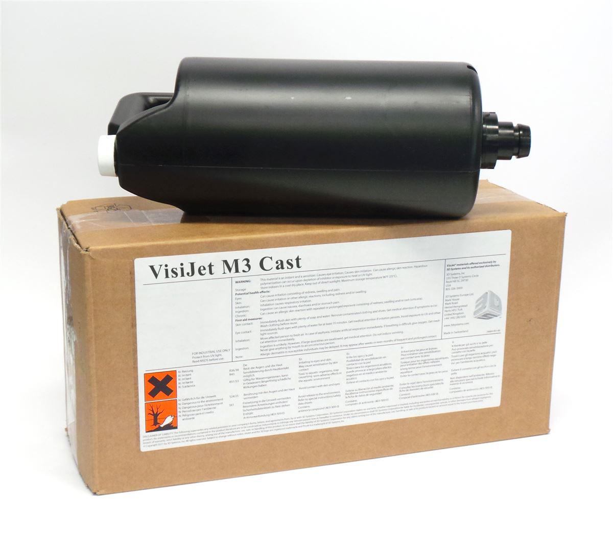 Visijet M3 Cast MJP3600W Build