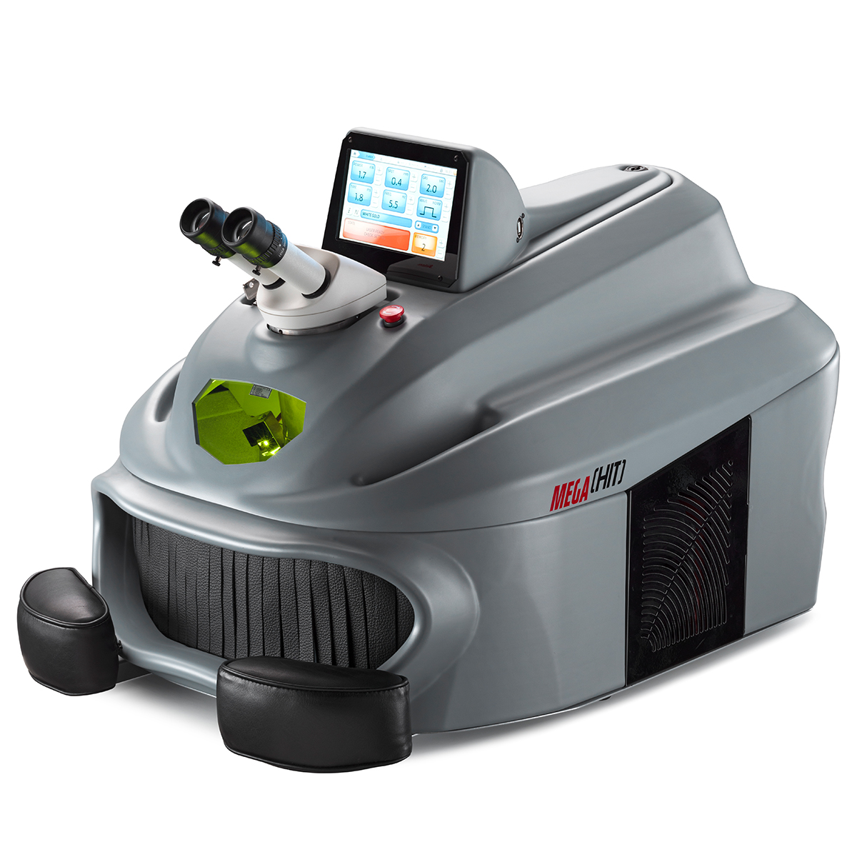Elettrolaser MegaHit Dental and Jewelry Laser Welder