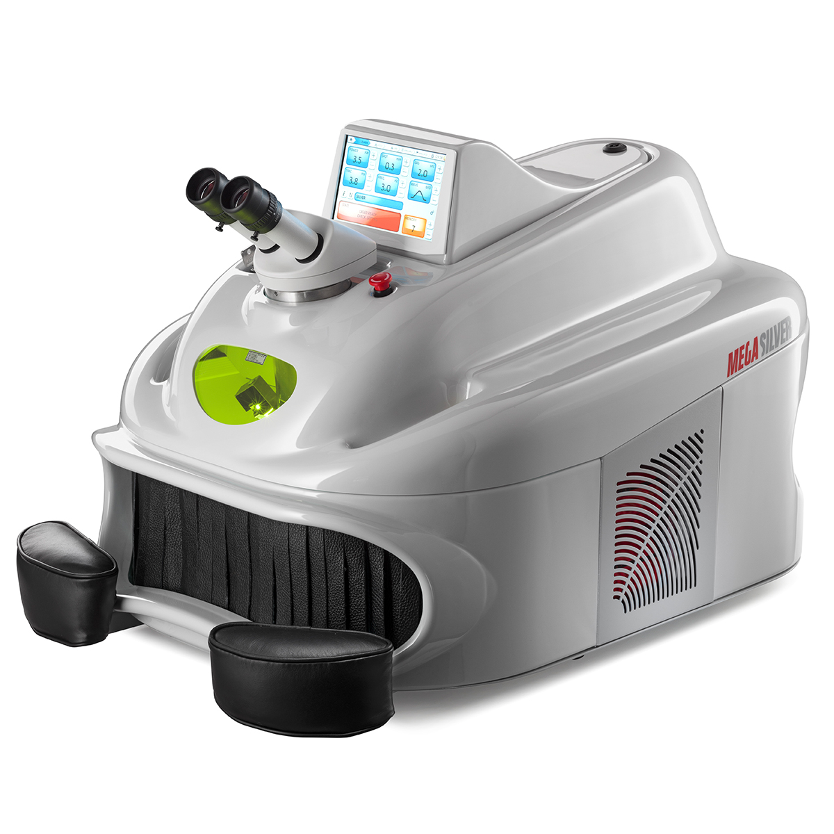 Elettrolaser Mega Silver Dental and Jewelry Laser Welder
