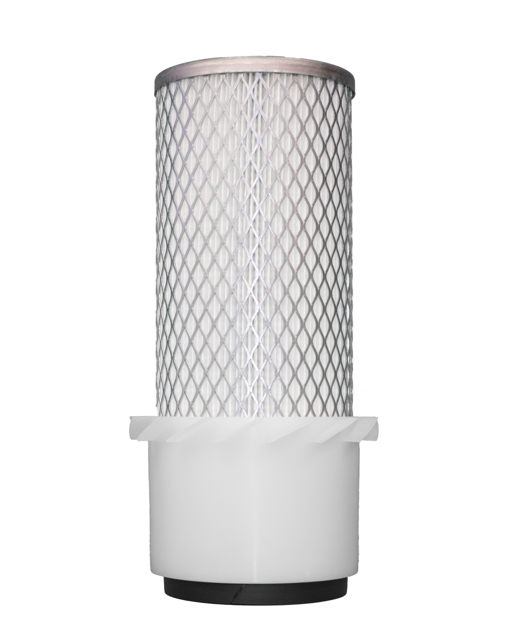 "Aspirator 10.5"" Filter With Outer White Plastic Collar"