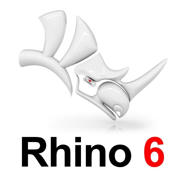 Rhino 6.0 Designing Software