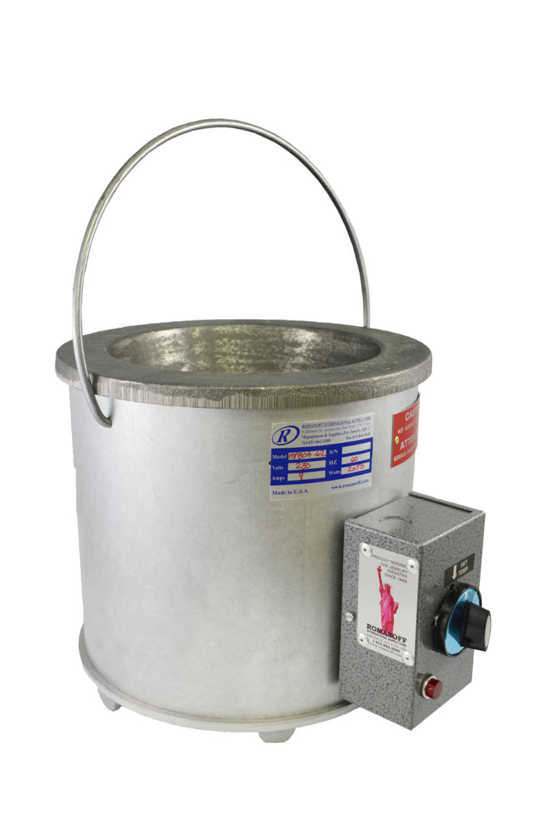 Romanoff Electric Melting Furnace - 80lb - 110V or 220V