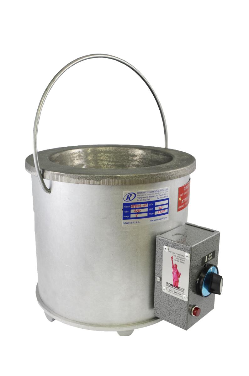 Romanoff Electric Melting Furnace - 160lb - 220V - 3,250 or 5,000 watts
