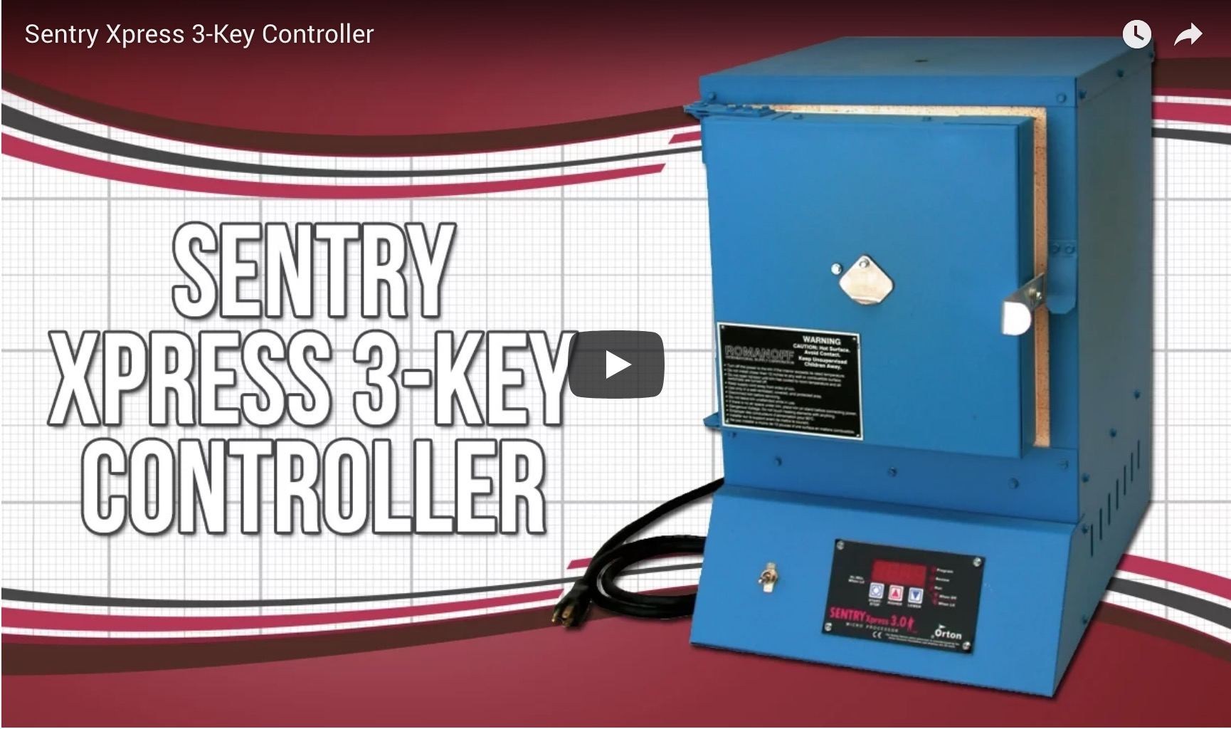 Sentry Xpress 3-Key Controller