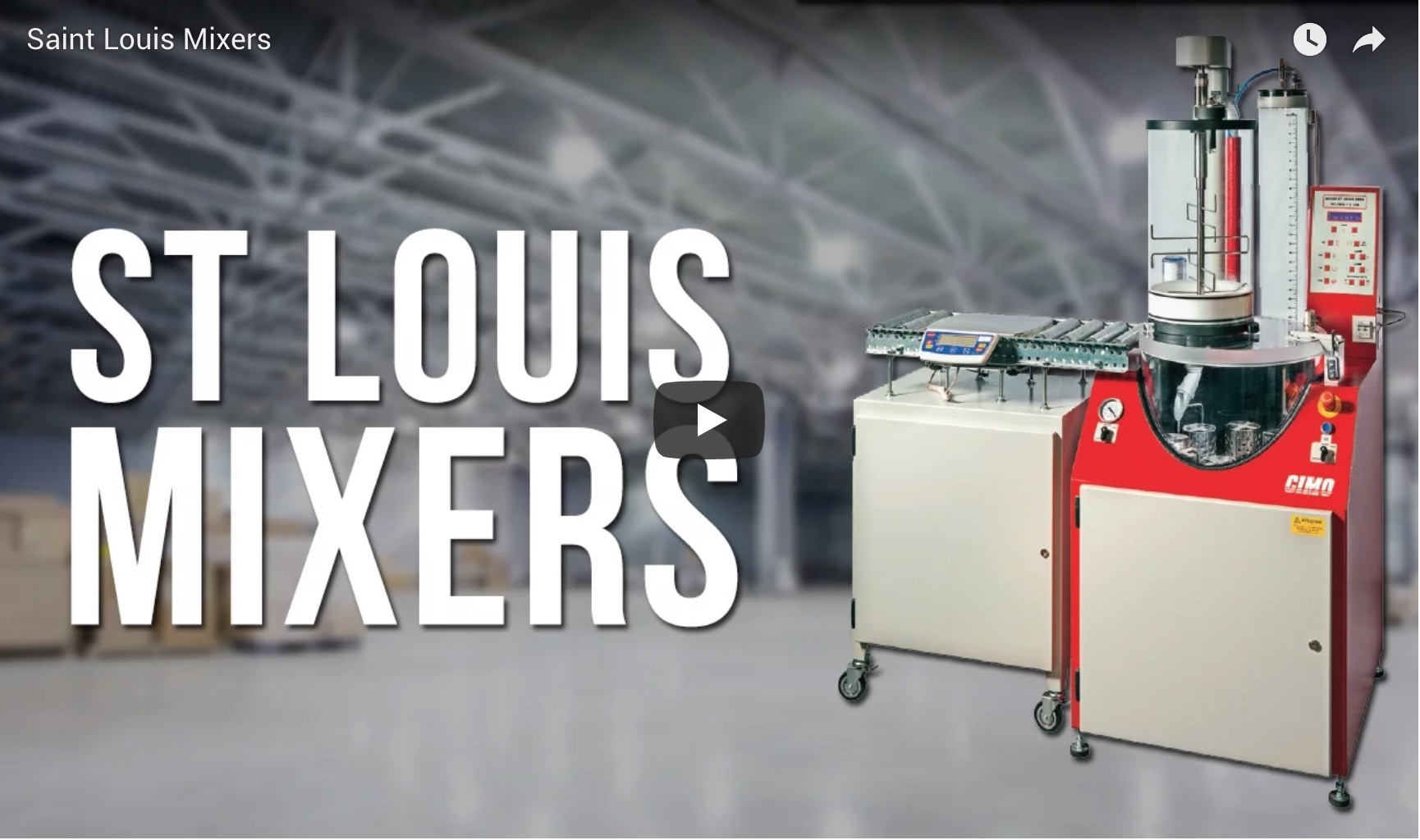 Saint Louis Mixers