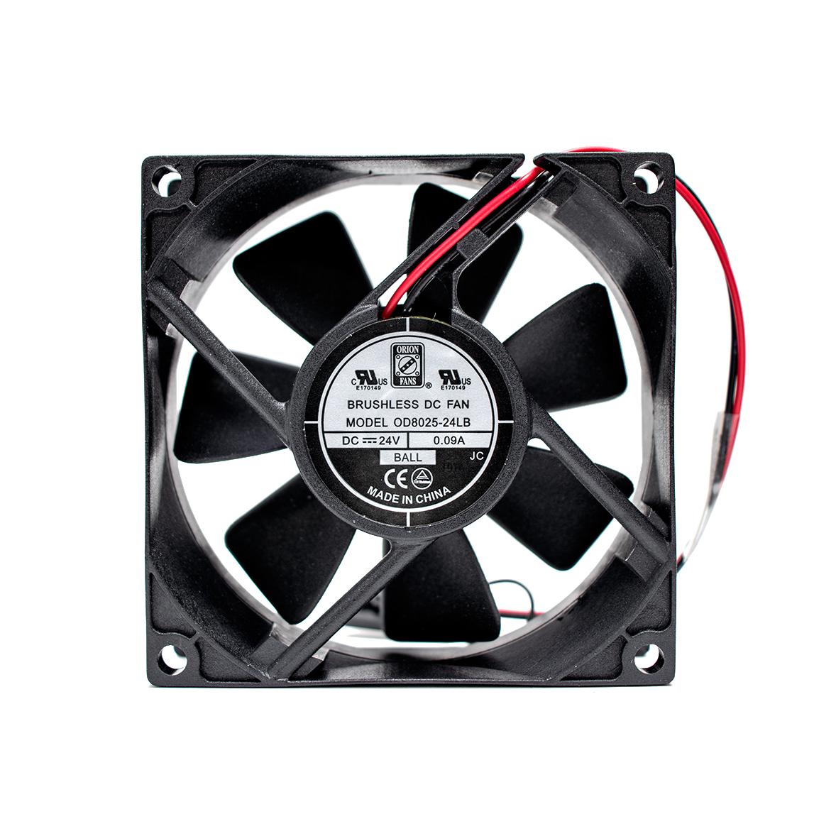 Solidscape Fan Assembly
