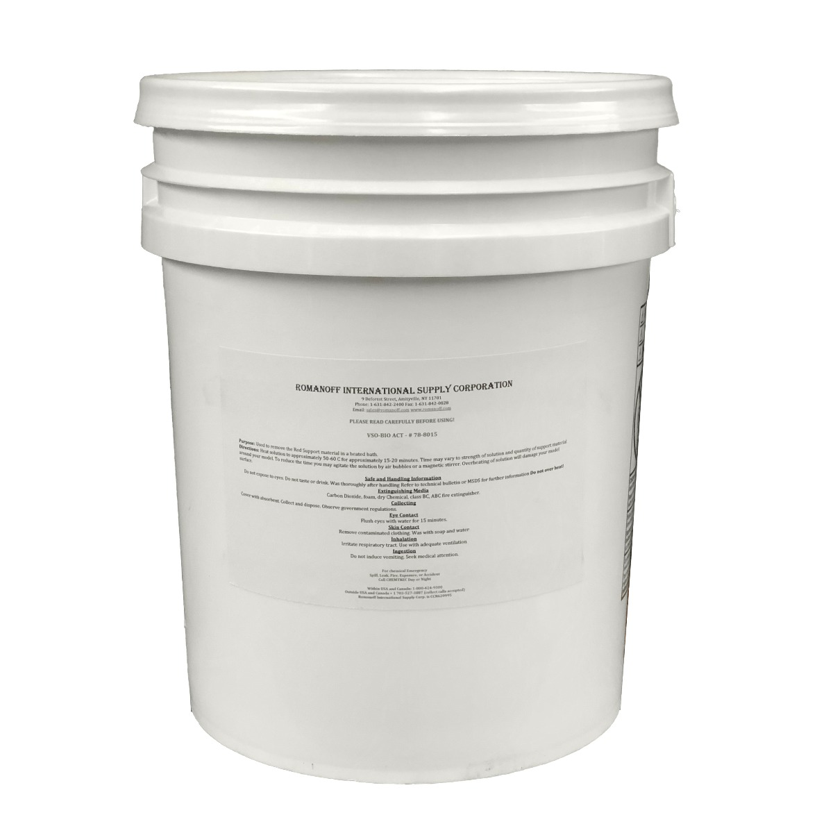 Solidscape - VSO BioAct (5 Gallon)