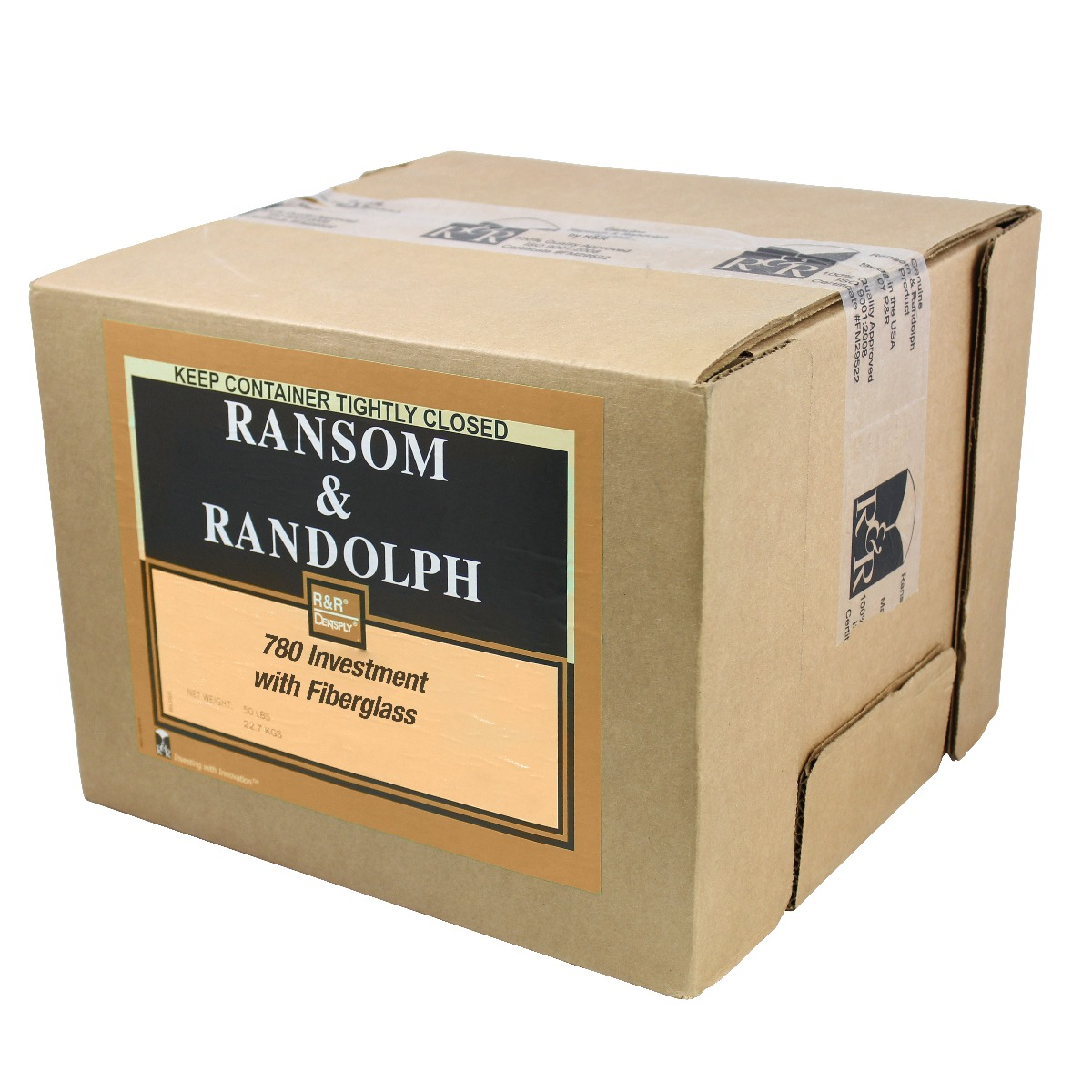 Ransom & Randolph #780 Stainless Steel Powder