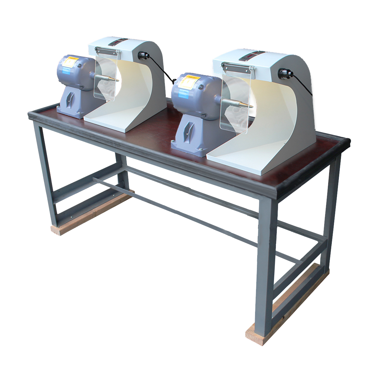 Polishing Bench Systems - 2 Polishing Motors - 110V/220V