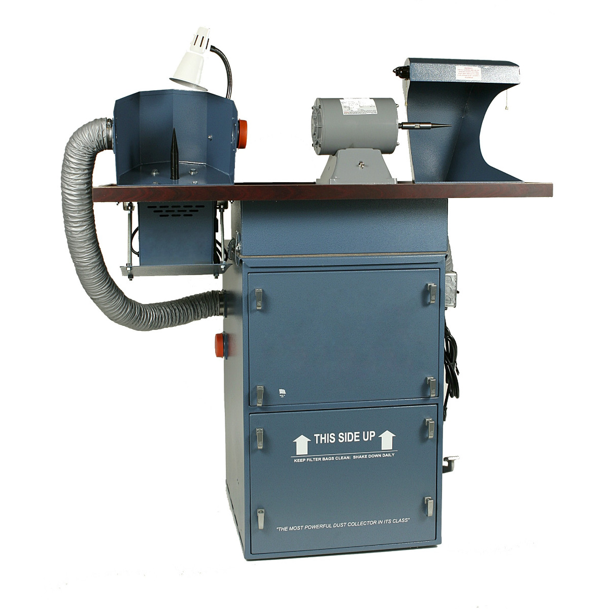 Romanoff 1 HP Stand-Up Polishing Station Combo 110V / 220V