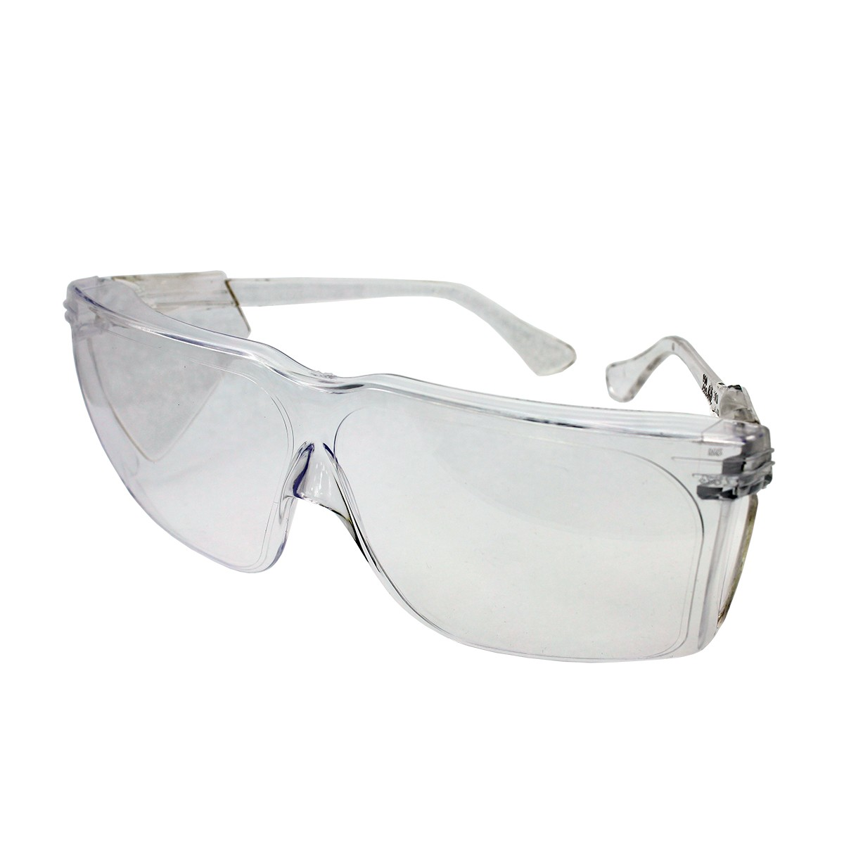 Safety Glasses With Polycarbonate Lens